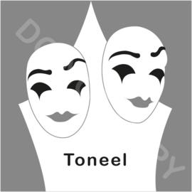 ZW/W - Toneel