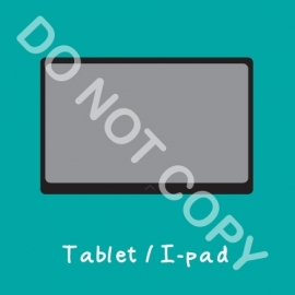 Tablet / I-Pad (act.)