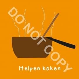 Helpen koken (K)