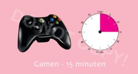 Gamen - 15 M/TV