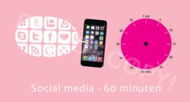 Social media  - 60 M/TV