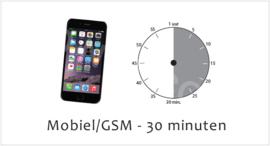 Mobiel/GSM  30 TV S