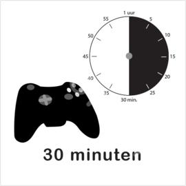 ZW/W - Gamen 30 min.