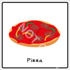 Snack - Pizza (Eten)