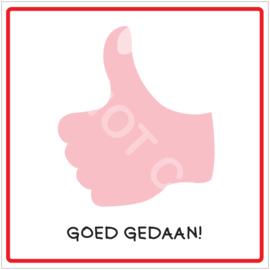 GOED GEDAAN - HR