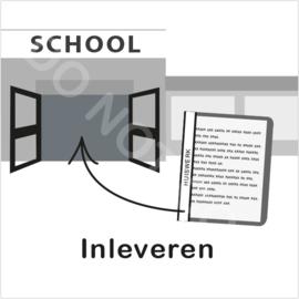 ZW/W - Inleveren