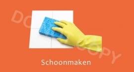 Schoonmaken - T/V