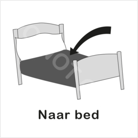ZW/W - Naar bed