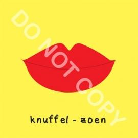 Knuffel-zoen (O)