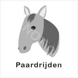 ZW/W - Paardrijden