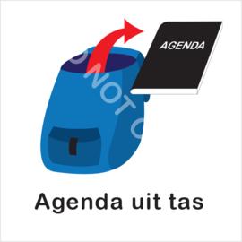 BASIC - Agenda uit tas