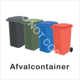 BASIC - Afvalcontainer