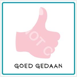 GOED GEDAAN (LM)