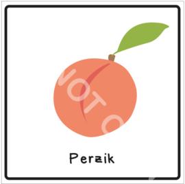 Fruit - Perzik (Eten)