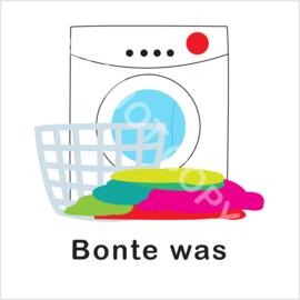 BASIC - Bonte was