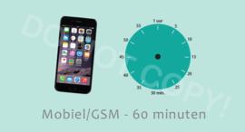 Mobiel/GSM 60 ALG/TV