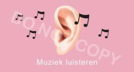 Muziek luisteren - T-M/TV