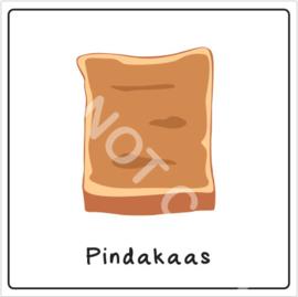 Broodbeleg - Pindakaas