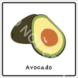 Groente - Avocado (Eten)