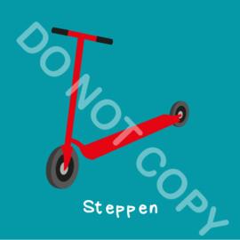 Steppen (act.)