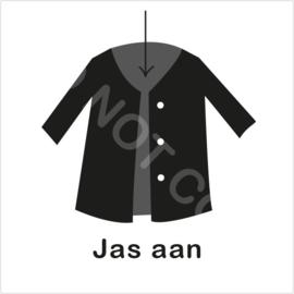 ZW/W - Jas aan