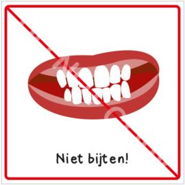 Niet bijten! (HR)