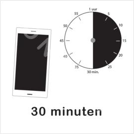 ZW/W - Mobiel 30 min.