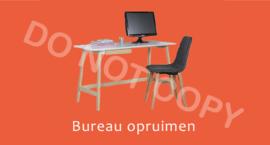 Bureau opruimen - (K)T/V