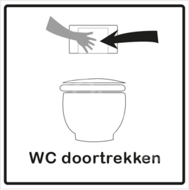 ZW/W - WC doortrekken HR