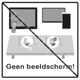 ZW/W - Geen beeldscherm!