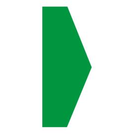 Pijl - Groen