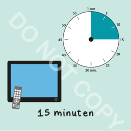 TV kijken 15 min (BT) - M
