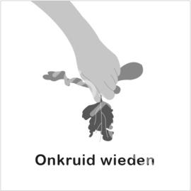 ZW/W - Onkruid wieden