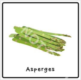 Groente - Asperges (Eten)