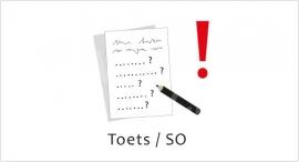 Toets / SO - J