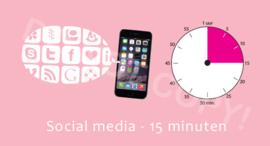 Social media - 15 M/TV
