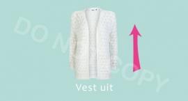 Vest uit - M