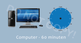 Computer 60 J/TV