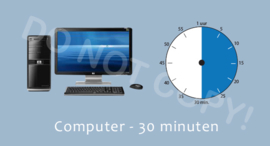Computer 30 J/TV