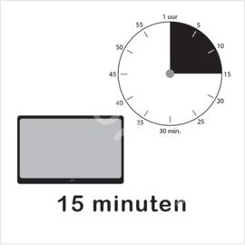 ZW/W - Tablet/I-pad 15 min.