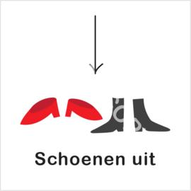 BASIC - Schoenen uit