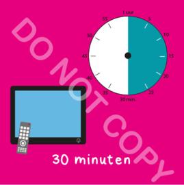 TV kijken 30 min (BT) - R