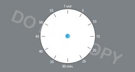 Tijdsduur/Klok BH - T/V
