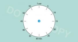 Tijdsduur/klok - M
