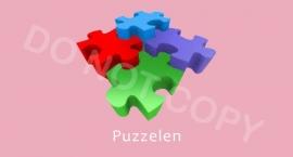 Puzzelen - T-M/TV