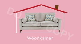 Woonkamer - T-M/TV