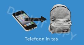 Telefoon in tas S&W - J
