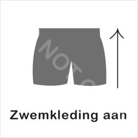 ZW/W - Zwemkleding aan J