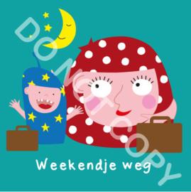 Weekendje weg Mighty/Mama (act.)