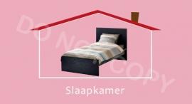 Slaapkamer - T-M/TV